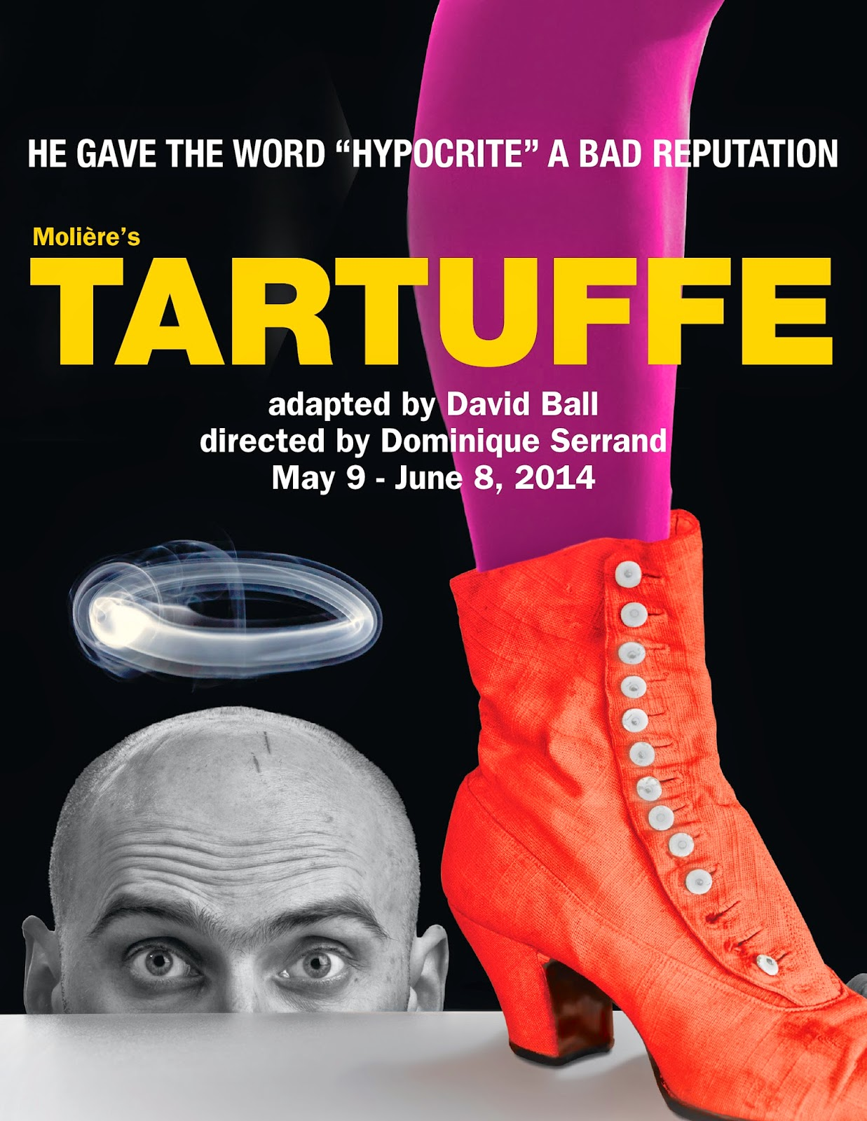 an analysis of the women in the comedy tartuffe by moliere Tartuffe is about rich people with rich people's problems sure, the action all takes place in one room, but it's a darn nice room in what we have to assume is a darn nice house.