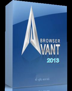 Download Avant Browser Version: 2013 Build 117