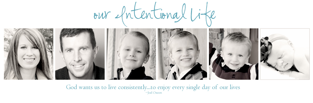 An Intentional Life: homeschool, real food, traveling and more!