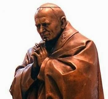 Tượng Thánh Giáo Hoàng Gioan Phaolô II sắp được khánh thành tại Pháp