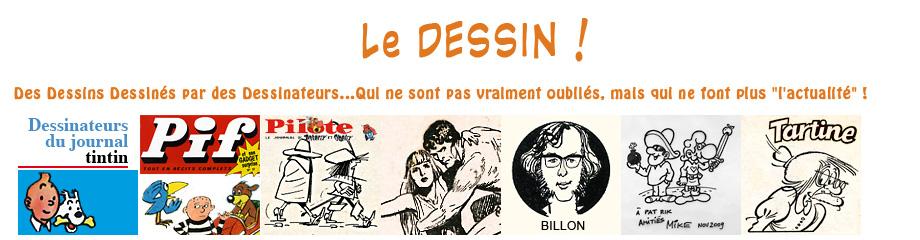 Le DESSIN !