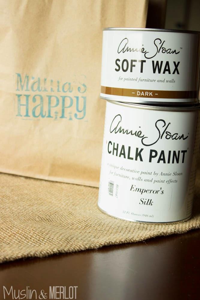 Annie Sloan paint - LOVE!
