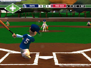 Backyard Baseball Games