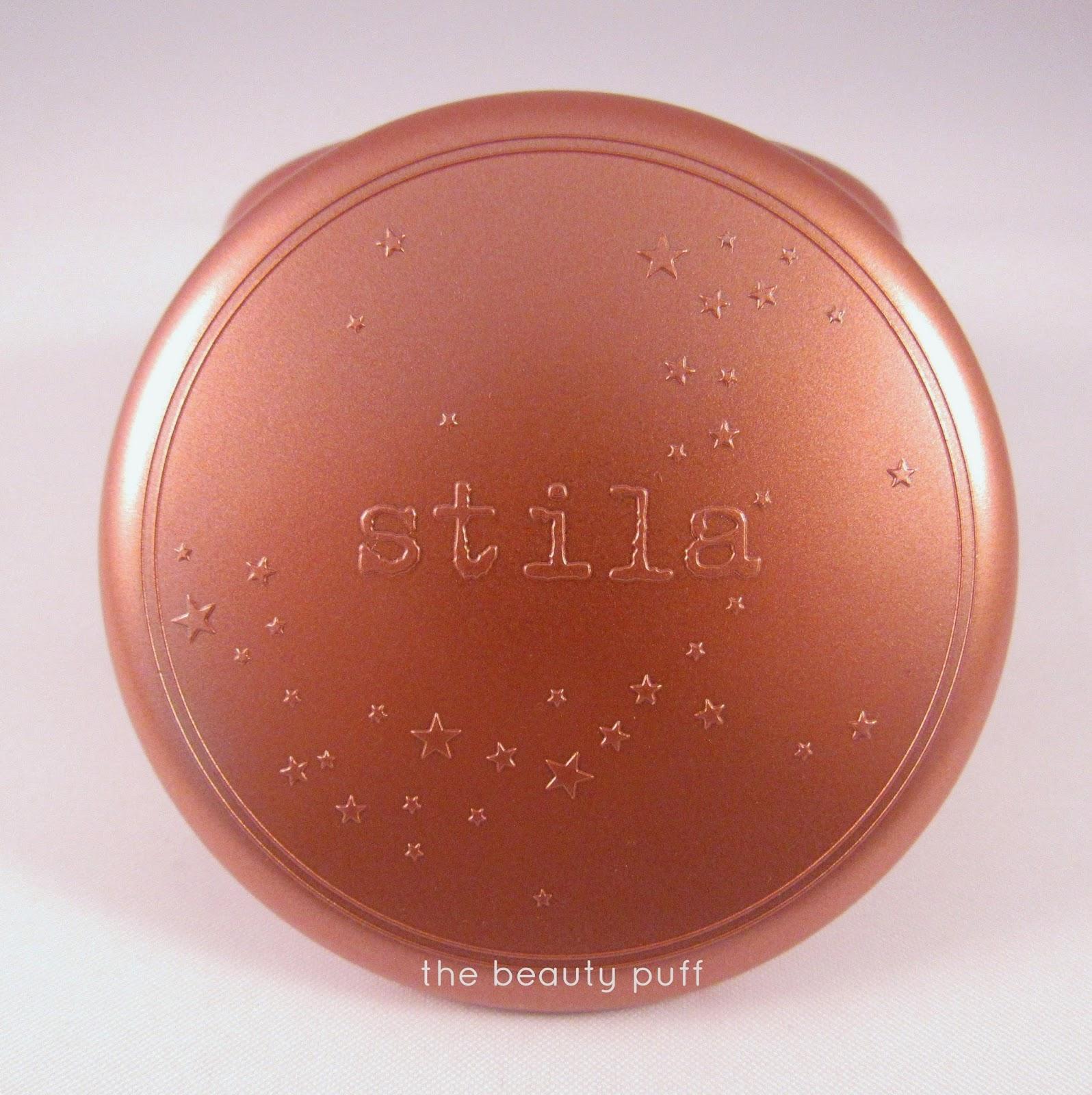 stila sun bronzer - the beauty puff