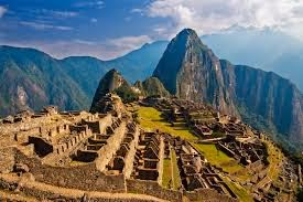Machu Picchu, Perú maravilla