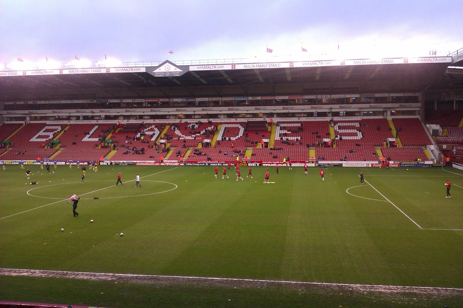 Northern Football: Bramall Lane - Sheffield United ...