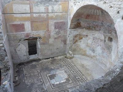 Η τελευταία κατοικία του Αυγούστου αποκαλύπτεται από τις στάχτες του Βεζούβιου