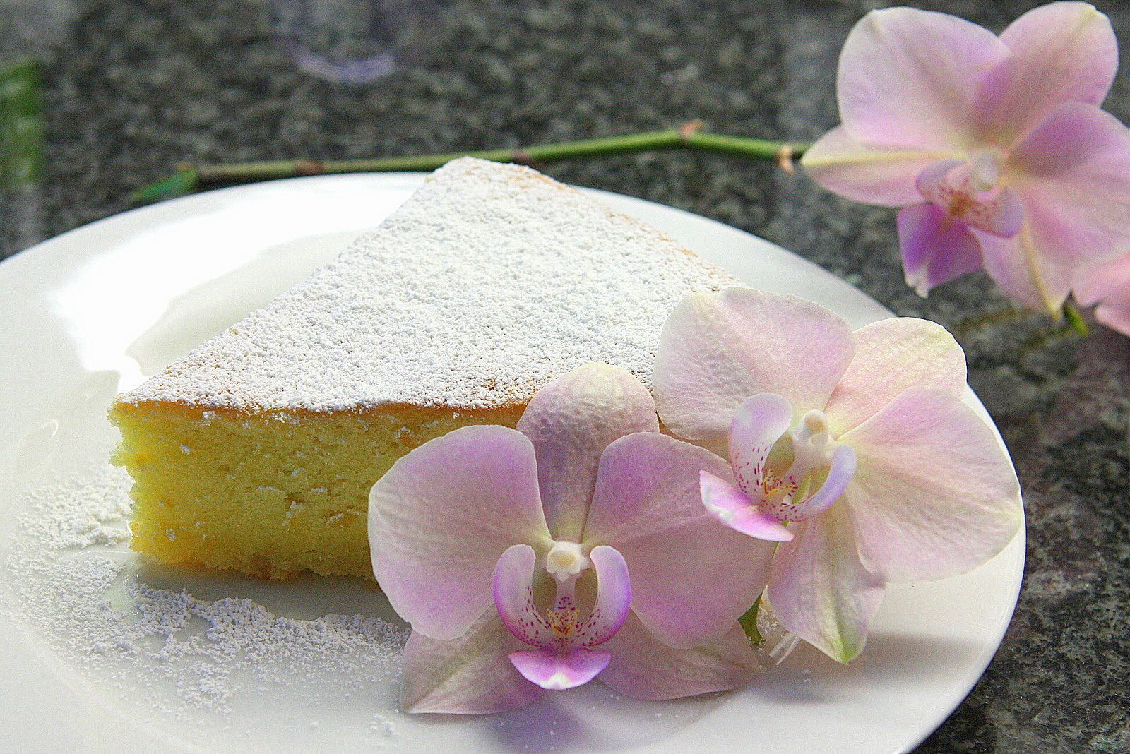 ... Local and Best: Meyer Lemon Olive Oil Cake with a Honey Lemon Syrup