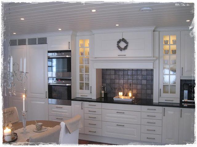 Notre maison: blir du med inn? kjøkkenet vårt på morrakvisten ...