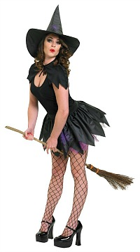 Cheap Witch Costume