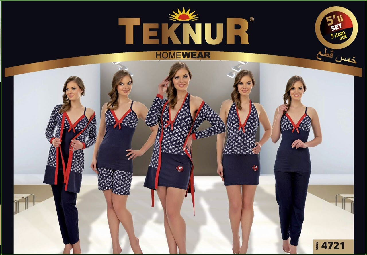 4721 Teknur Underwear