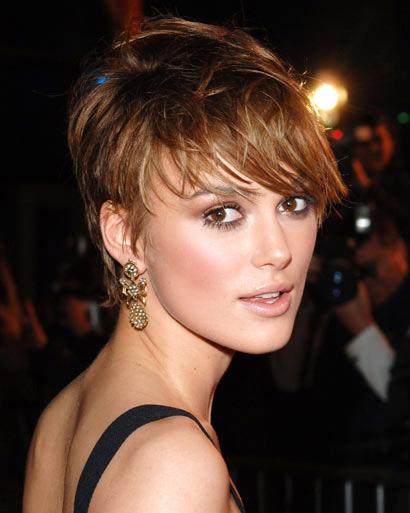 Keira Knightley Hairst...