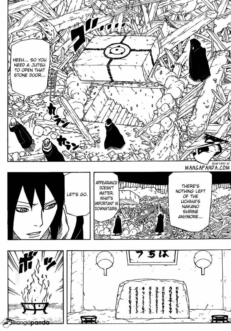 09, Naruto chapter 618    NarutoSub