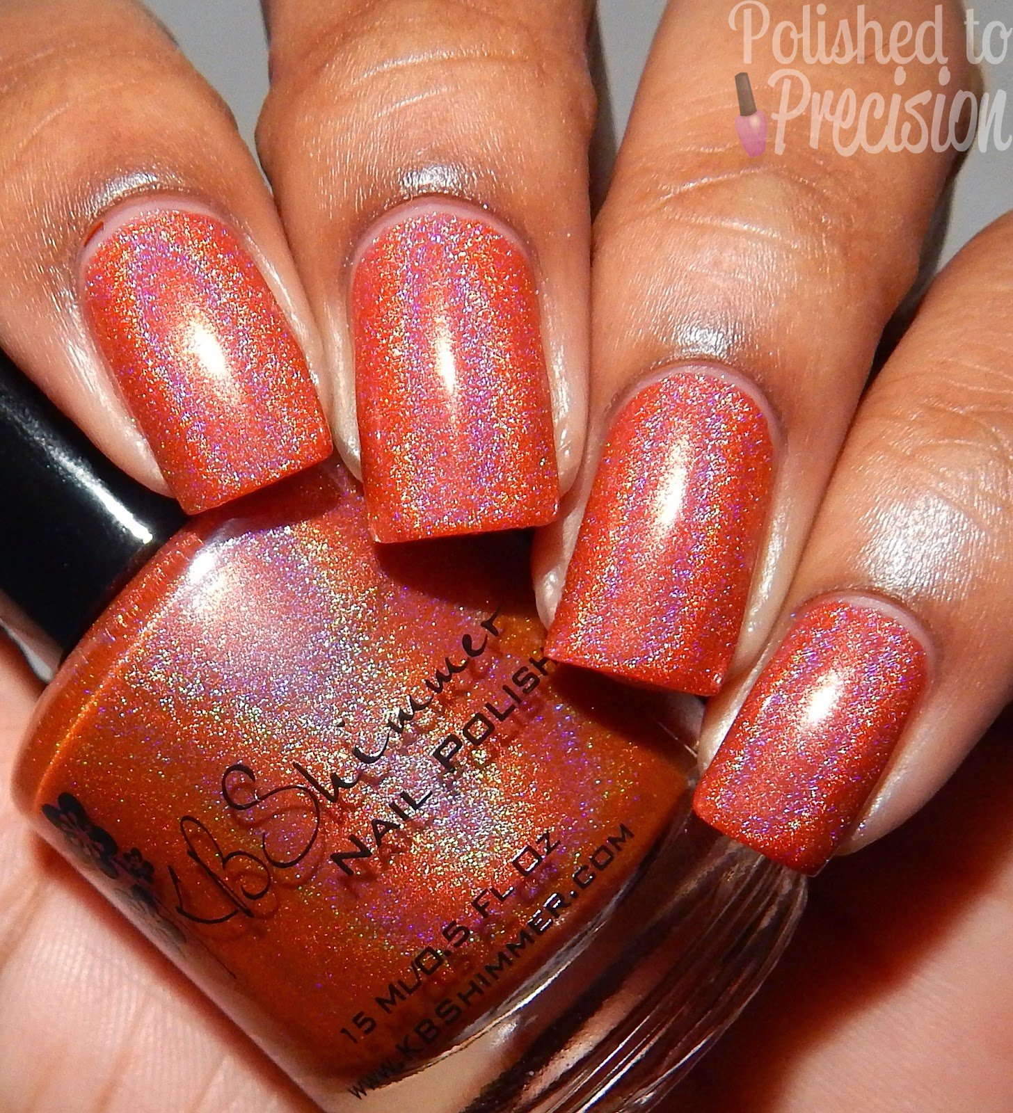 KBShimmer Rust No One