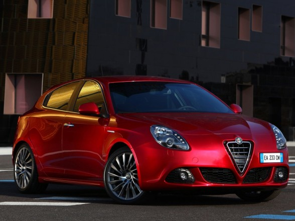 Alfa Romeo Giulietta 2010. I must say that Alfa Romeo is