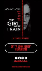 The Girl On the Train, en cines el 7 de Octubre