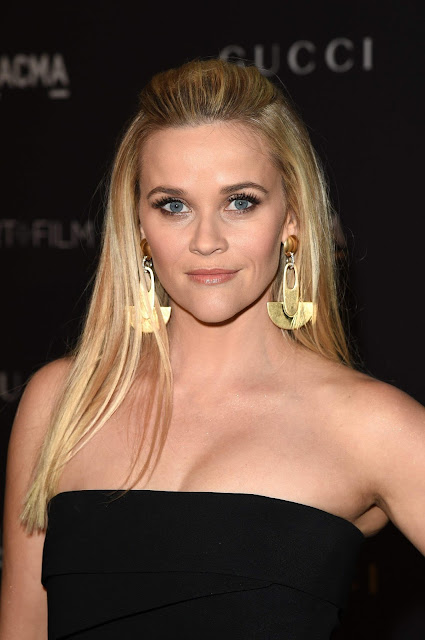 Actress @ Reese Witherspoon - LACMA 2015 Art+Film Gala in Los Angeles