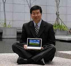 Jonney Shih dan Jerry Shen, pendiri Asus|Data 7 Pendiri Perusahaan Laptop Terbesar