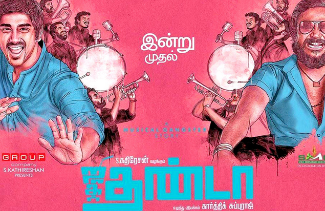 Jigarthanda Movie torrent Download
