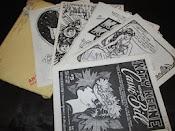 Original Katy Keene File Copies 1980-1981 Woggon/Lucas/Rausch