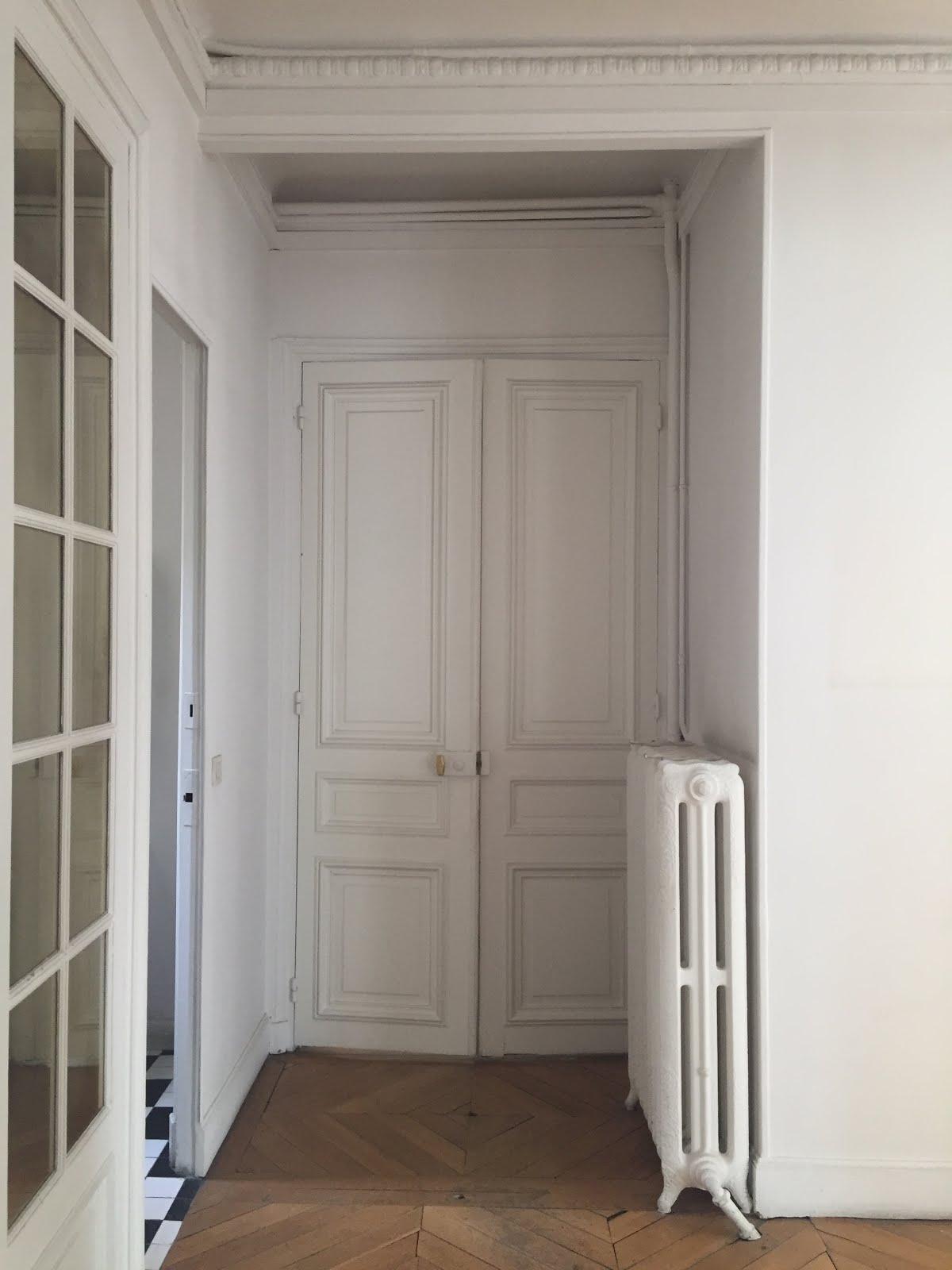 D 39 un client la vraie porte haussmanienne la parisienne la quincaill - La quincaillerie paris 10 ...