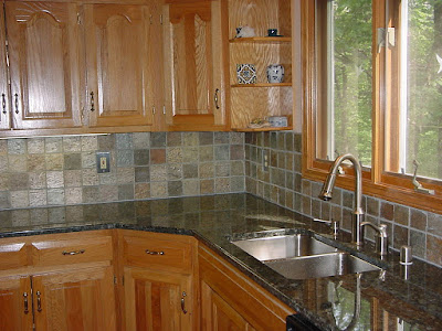 Kitchen Tile Design