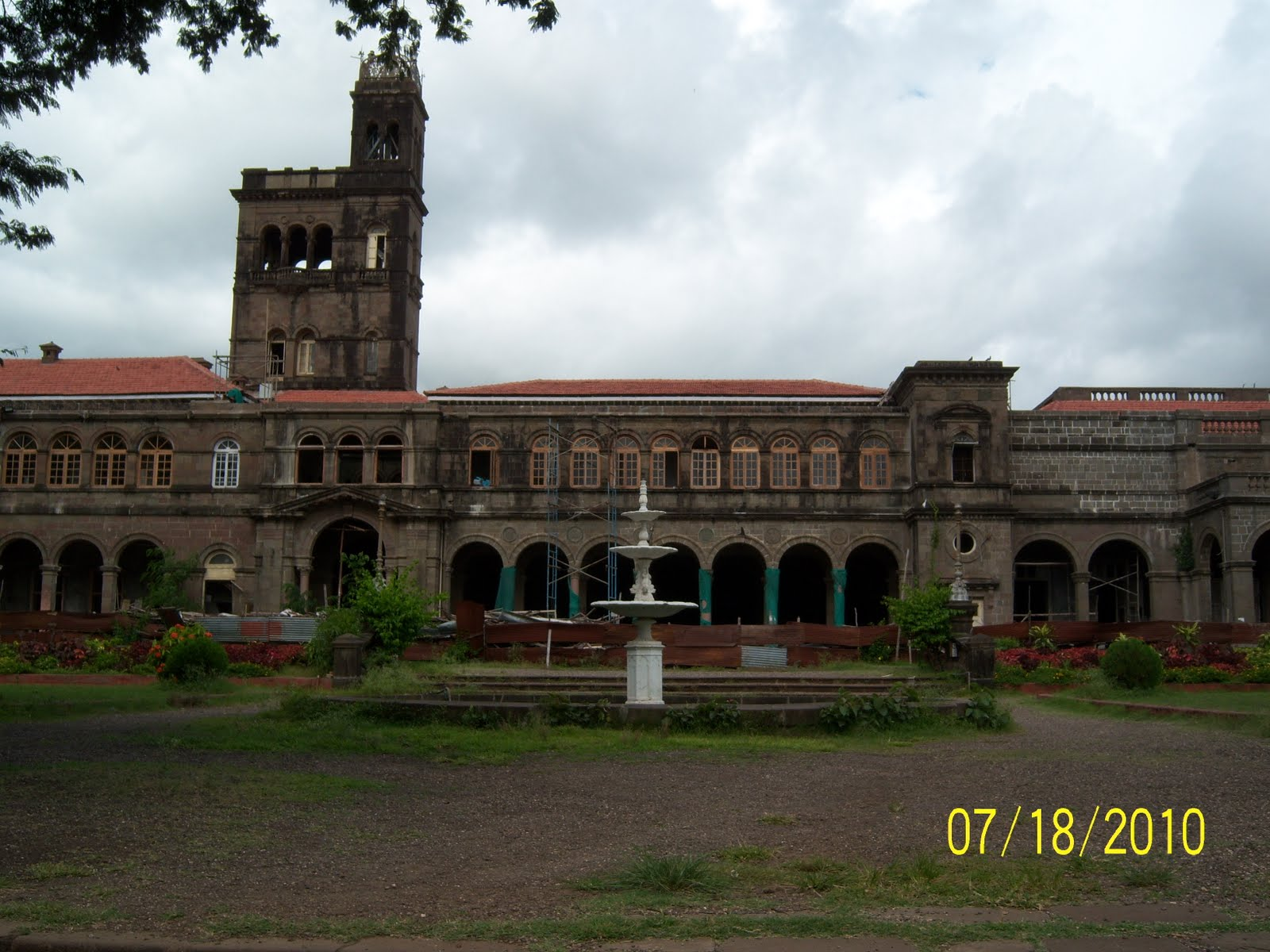 The University of Pune was ranked 601+ in the QS World University ...