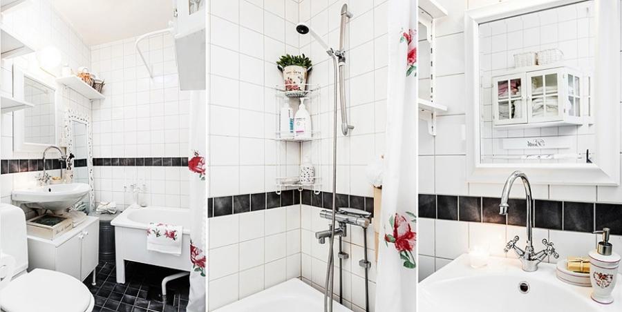 wystrój wnętrz, wnętrza, urządzanie mieszkania, dom, home decor, dekoracje, aranżacje, styl skandynawski, styl romantyczny, styl angielski, biel, miałe wnętrza, białe mieszkanie, łazienka