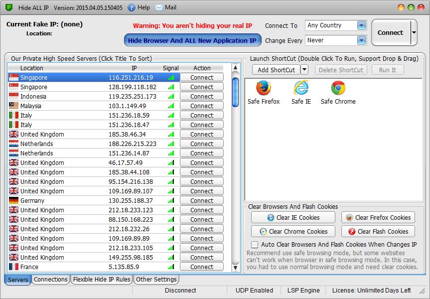 Hide ALL IP 2015.04.05.150405