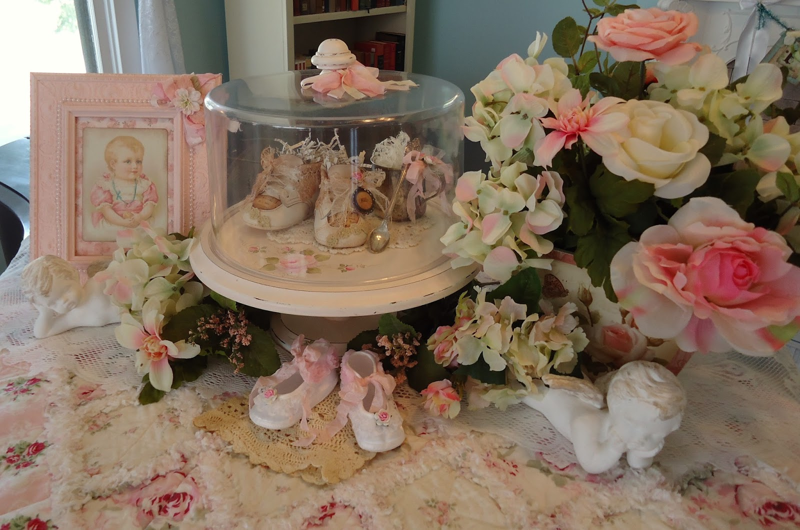 Southard House B Amp B Vintage Baby Shoes