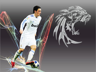 Mesut Ozil Wallpaper 2011 7