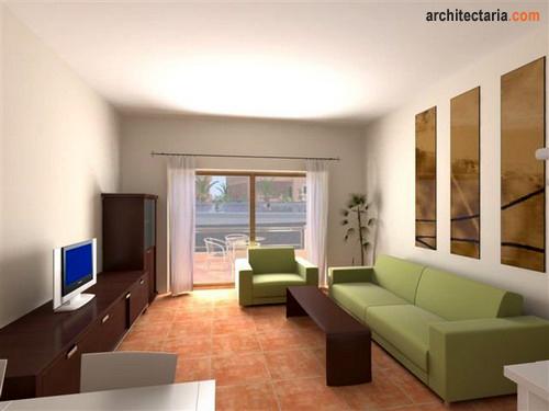 Gambar Desain Interior Rumah Sederhana
