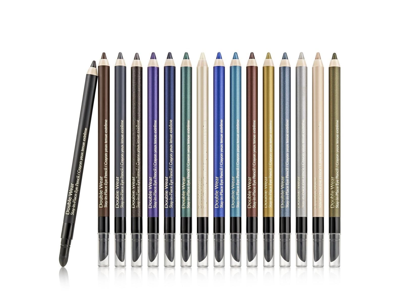 Как сделать макияж глаз цветными карандашами - m 53