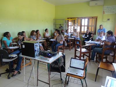 SEMED-Senador Guiomard, realiza 1ª formação com professores do PNAIC