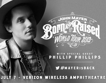 John Mayer Tour St Louis