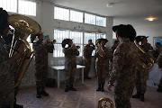 La mitica Fanfara dei 7^Regg. Bersaglieri di Bari