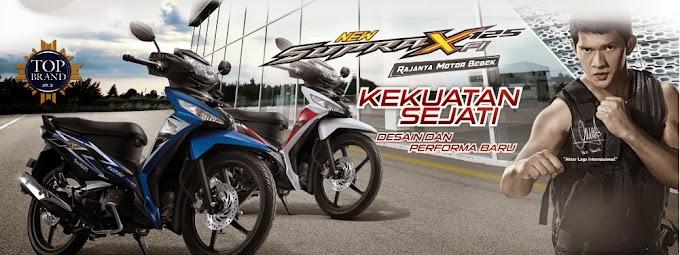 Honda Supra X 125 FI Resmi di Launching