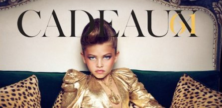 French report: Ban child beauty pageants, padded bras for little girls