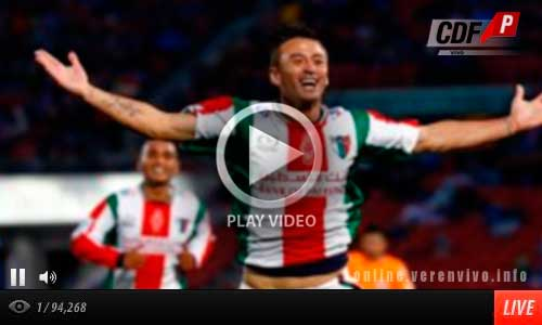 Wanderers vs Palestino en vivo online en directo por internet