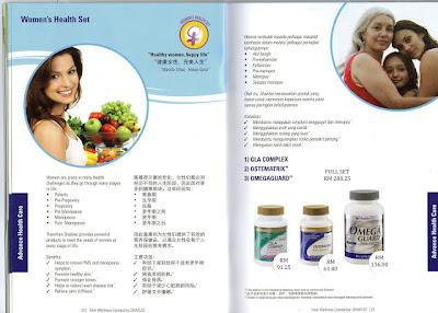 WOMEN'S HEALTH SET