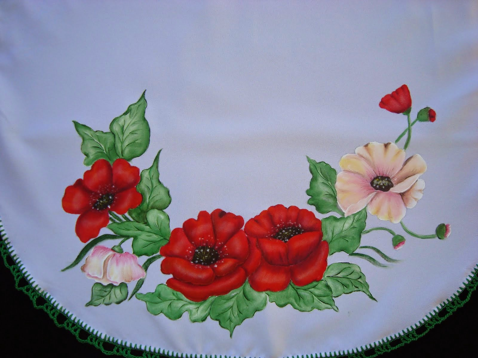 ampa segura covars taller de pintura en tela
