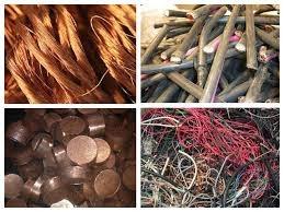 O primeiro metal utilizado foi o cobre