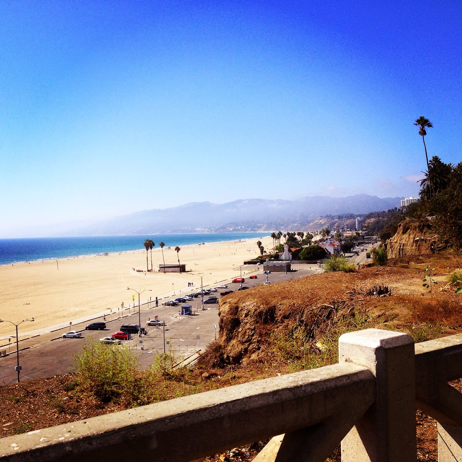 Picture of Santa Monica Beach