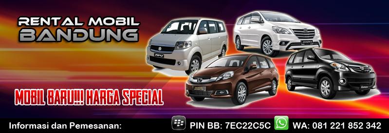 Rental Mobil Bandung Murah