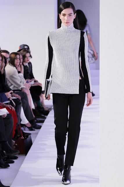 Como usar look preto e branco