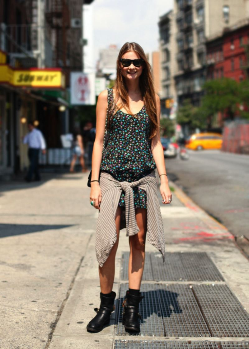 Behati Prinsloo Street Style Tumblr The Image Kid Has It
