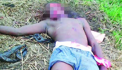 Cultists Kill Rival Member At Ebute-Meta, Asks Other Residents Not To Panic (Graphic Photo)
