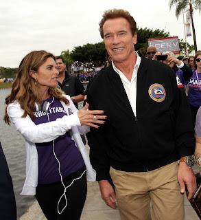 Arnold Schwarzenegger dan Maria Shriver Rujuk