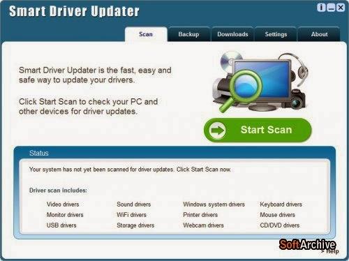 Smart Driver Updater 3.3.1.4 Full Crack + Portable
