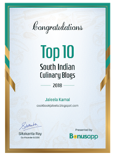 Top 10 South Indian Food Blog